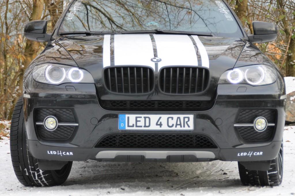 Seitronic LED Angel Eyes für BMW H8